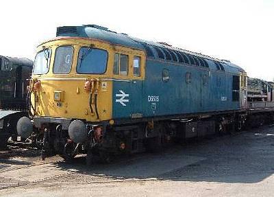33109 Rly Age, Crewe. 8/4/03 photo D.Robinson